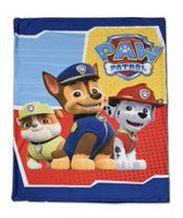 PAW Patrol Mink and Sherpa Blanket