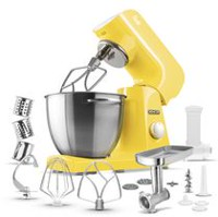 Sencor STM 46YL Food Processor - Sunflower Yellow