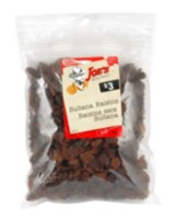 Joe`s Tasty Travels Sultana Raisins