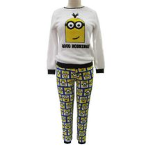 Despicable Me Ladies' license 2 piece Pyjama Set L
