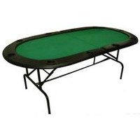 Ovalyon HD Folding 10 players Poker Table