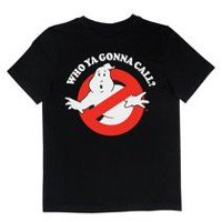 Ghostbusters Core Boys' Short Sleeve Tee Shirt XS