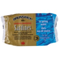 Brunswick Sardines in Spring Water