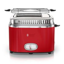 Russel Hobbs 2-Tranches Grille-Pain Retro