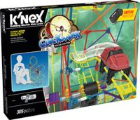 Jeu de construction des Montagnes Russes Clock Work de K'NEX