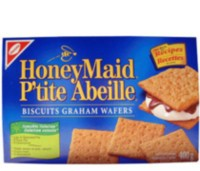 Biscuits Graham de P'tite Abeille