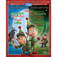 Lutins d'élite : Mission Noël / Lutins D'élite : Méchants Contre Gentils (Collection Complètement Festive) (Blu-ray + DVD) (Bilingue)