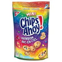 Mini Chips Ahoy! Rainbow Cookies