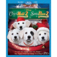 Santa Paws 2: The Santa Pups (Blu-ray + DVD) (Bilingual)