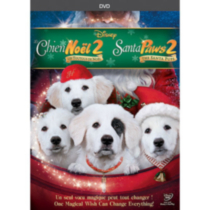 Santa Paws 2: The Santa Pups (Bilingual)