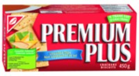 Premium Plus Unsalted Crackers