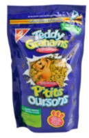 Teddy Grahams Chocolate Chip Crackers