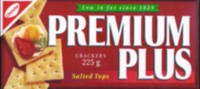 Premium Plus Salted Crackers