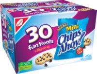 Mini Chips Ahoy! Fun Treats Cookies