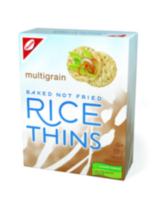 Multigrain Rice Thins Crackers