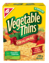 Vegetable Thins Original Crackers