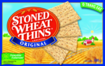 Stoned Wheat Thins Original Crackers