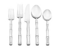 Hampton Forge Anji 20-Piece Flatware Set