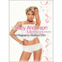 Tracy Anderson Method: Post Pregnancy Workout