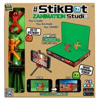Stikbot 2-in-1 Zanimation Studio with Z Screen