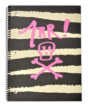 Notebook-Skull Anchors