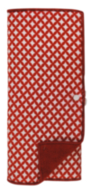 Mainstays Dish Drying Mat Red