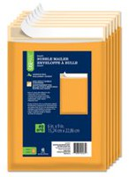 Casemate Kraft Bubble Mailer #0, Pack of 6
