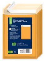 Casemate Kraft Bubble Mailer #1, Pack of 6