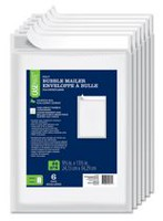 Casemate Poly Bubble Mailer #4, Pack of 6