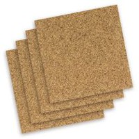 Quartet Natural Cork Tiles