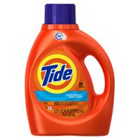 Tide High Efficiency Turbo Clean Breeze Scent Liquid Laundry Detergent