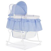 Dream On Me Lacy, Portable 2-in-1 Bassinet and Cradle