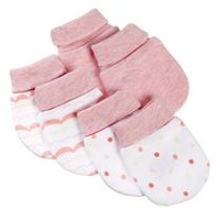 George baby Girls' Scratch Mittens
