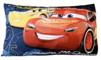 Disney Cars 3 Standard Pillowcase