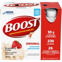 Boost® Original Strawberry Meal Replacement
