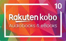 Kobo eGift Card - $10 [Digital Download]