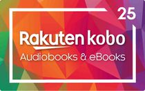 Kobo eGift Card - $25 [Digital Download]