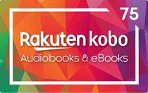 Kobo eGift Card - $75 [Digital Download]