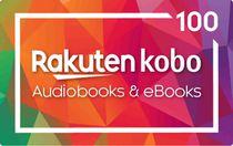 Kobo eGift Card - $100 [Digital Download]
