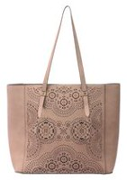 George Women's Perforated Tote Bag Blush
