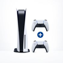PlayStation 5 Console PLUS extra DualSense™ wireless controller