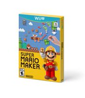 Super Mario Maker (Wii U Game)