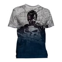 Marvel Men's Short Sleeve Crew Neck T-shirt XL