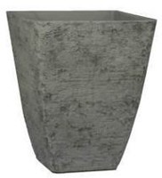 hometrends 33.5x33.5x48 cm Aged Lite Planter