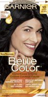 Garnier Belle Color ColorEase Crème Permament Haircolour 10 Soft Black