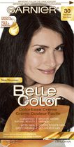 Garnier Belle Color ColorEase Crème Permament Haircolour 30 Dark Brown