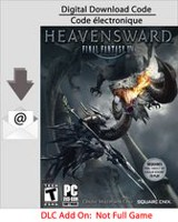 Final Fantasy XIV Heavensward Standard Edition  PC