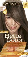 Coloration permanente Crème couleur facile pour cheveux Belle Color de Garnier 50 Medium Brown