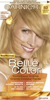 Coloration permanente Crème couleur facile pour cheveux Belle Color de Garnier 83 Golden Blonde