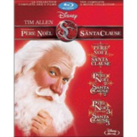The Santa Clause: The Complete 3-Movie Collection (Blu-ray) (Bilingual)